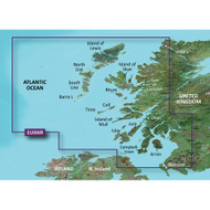 Garmin BlueChart g2 Vision HD - VEU006R - Scotland, West Coast - microSD\/SD