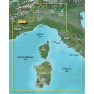 Garmin BlueChart g2 Vision HD - VEU451S - Legurian Sea, Corsica & Sardinia - microSD\/SD