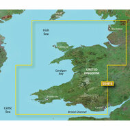 Garmin BlueChart g2 Vision HD - VEU467S - Blackpool to Cardiff - microSD\/SD