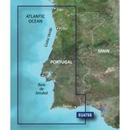 Garmin BlueChart g2 Vision HD - VEU479S - Portugal - microSD\/SD