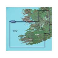 Garmin BlueChart g2 Vision HD - VEU483S - Galway Bay to Cork - microSD\/SD