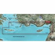 Garmin BlueChart g2 Vision HD - VEU506S - Crete To Cyprus - microSD\/SD