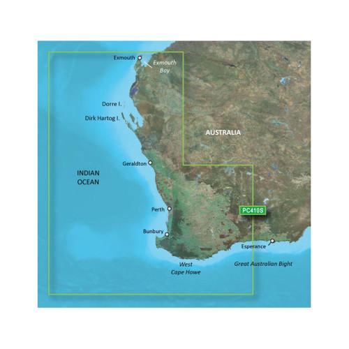 Garmin BlueChart g2 Vision HD - VPC410S - Esperance - Exmouth Bay - microSD\/SD