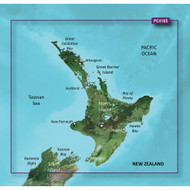 Garmin BlueChart g2 Vision HD - VPC416S - New Zealand North - microSD\/SD