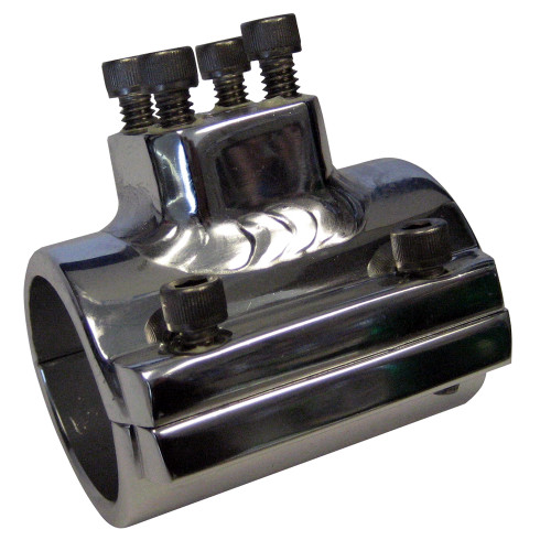 "Lee's Clamp-On Light Bracket - 1.660"" Pipe"