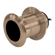 Garmin Airmar B117 200\/50kHz Bronze Thru-Hull Transducer w\/ 6 Pin Connector