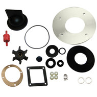 Raritan Crown Head CD Series Repair Kit