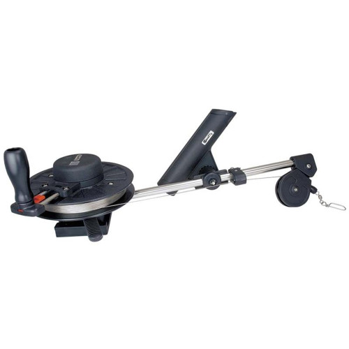 Scotty 1060 Depthking Manual Downrigger w\/Rod Holder