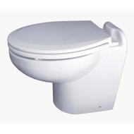 Raritan Marine Elegance - Household Style - White - Freshwater - Heavy-Duty Push Button Control - 12V