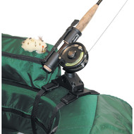 Scotty 267 Fly Rod Holder w\/266 Float Tube Mount