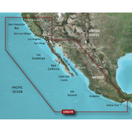 Garmin BlueChart g2 HD - HXUS021R - California - Mexico - microSD\/SD
