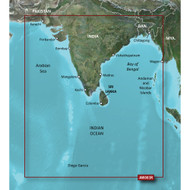 Garmin BlueChart g2 HD - HXAW003R - Indian Subcontinent - microSD\/SD