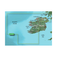 Garmin BlueChart g2 HD - HEU005R - Ireland, West Coast - microSD\/SD