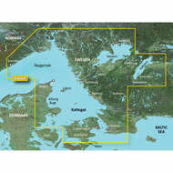 Garmin BlueChart g2 HD - HXEU042R - Oslo to Trelleborg - microSD\/SD