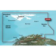 Garmin BlueChart g2 HD - HXEU054R - Vestfjd - Svalbard - Varanger - microSD\/SD