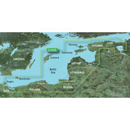Garmin BlueChart g2 HD - HXEU505S - Baltic Sea East Coast - microSD\/SD