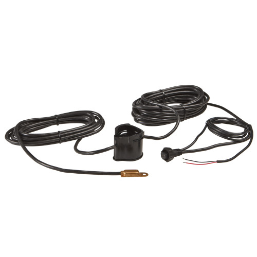 Lowrance PDRT-WSU 83\/200 kHz Pod Style Transducer - Remote Temperature
