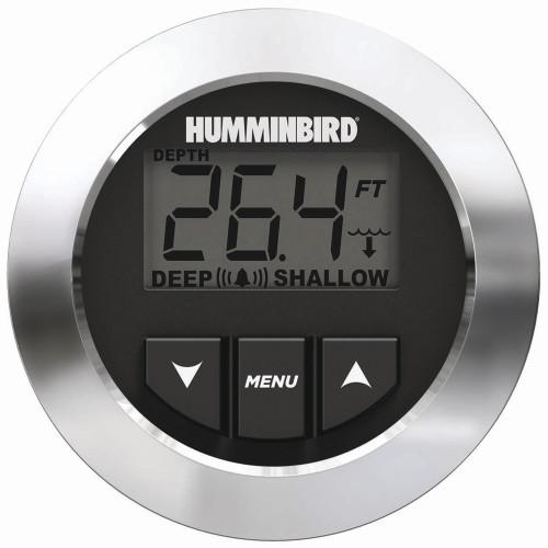 Humminbird HDR 650 Black, White, or Chrome Bezel w\/TM Transducer