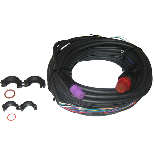 Garmin ECU\/CCU Interconnect Cable Threaded Collar