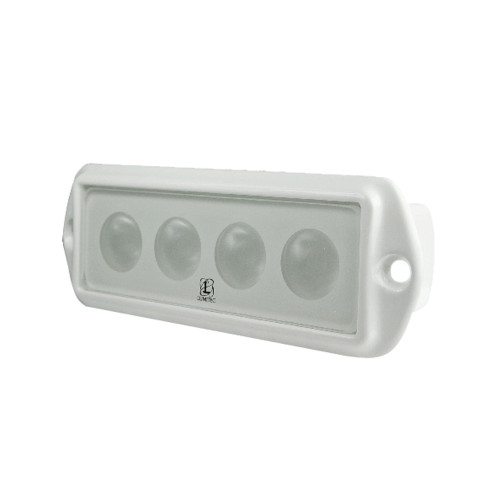 Lumitec Capri LED Flush Mount Cockpit Light - White