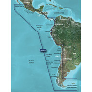 Garmin BlueChart g2 Vision HD - VSA002R - South America West Coast - microSD\/SD