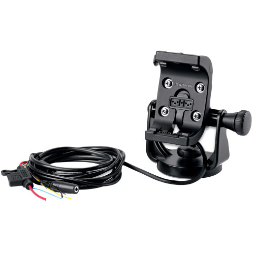 Garmin Marine Mount w\/Power Cable & Screen Protectors f\/Montana Series