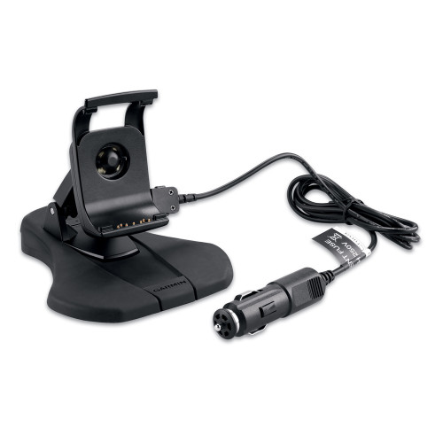 Garmin Auto Friction Mount Kit w\/Speaker f\/Montana Series