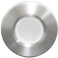 Lumitec Orbit - Flush Mount Down Light - Brushed Finish - White Non Dimming