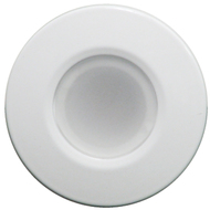Lumitec Orbit - Flush Mount Down Light - White Finish - 4 Color Blue\/Red\/Purple\/White Non Dimming