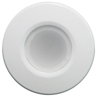 Lumitec Orbit - Flush Mount Down Light - White Finish - 2-Color Blue\/White Dimming
