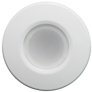 Lumitec Orbit - Flush Mount Down Light - White Finish - White Non Dimming