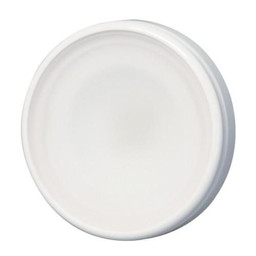Lumitec Halo Down Light - White Housing, Blue w\/White Dimming Light