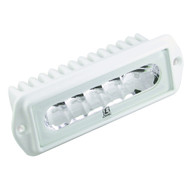 Lumitec Capri2 - Flush Mount LED Flood Light - 2-Color White\/Red Dimming