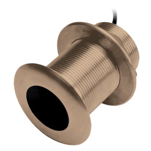Garmin B75M Bronze 20 Degree Thru-Hull Transducer - 600W, 8-Pin