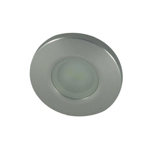 Lumitec Orbit - Flush Mount Down Light - Brushed Finish - Warm White Dimming