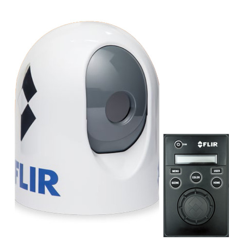 FLIR MD-625 Static Thermal Night Vision Camera w\/Joystick Control Unit