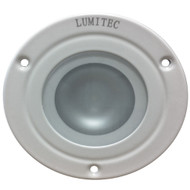 Lumitec Shadow - Flush Mount Down Light - White Finish - White Non Dimming