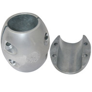 "Tecnoseal X10 Shaft Anode - Zinc - 2-1\/4"" Shaft Diameter"