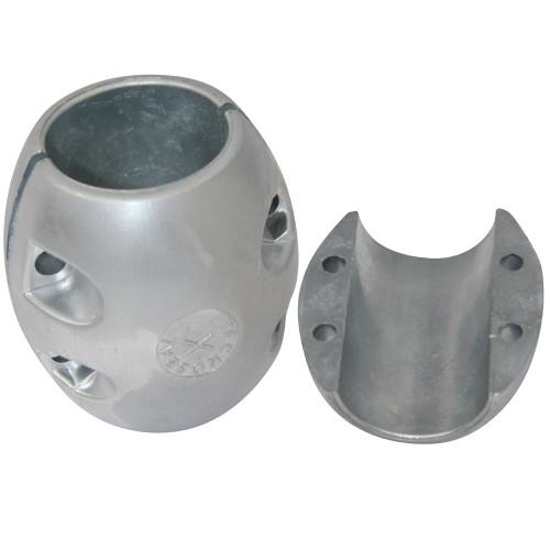 """Tecnoseal X15 Shaft Anode - Zinc - 3-1\/2"""" Shaft Diameter"""