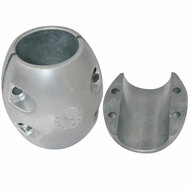 "Tecnoseal X16 Shaft Anode - Zinc - 3-3\/4"" Shaft Diameter"