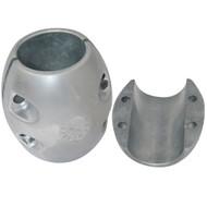 "Tecnoseal X13AL Shaft Anode - Aluminum - 3"" Shaft Diameter"