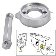 Tecnoseal Anode Kit w\/Hardware - Volvo 280 - Aluminum