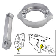 Tecnoseal Anode Kit w\/Hardware - Volvo Duo-Prop 280 - Magnesium
