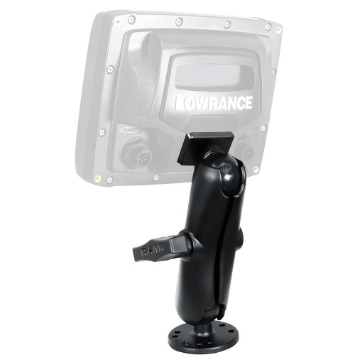 "Lowrance RAM 1.5"" Mark\/Elite 5"" Series Quick Release Mount"