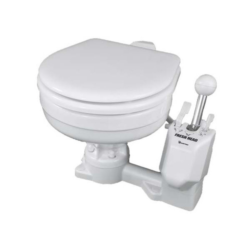 Raritan Fresh Head - Right Hand Operation Toilet