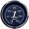 "Faria Chesapeake Black SS 4"" Tachometer - 6,000 RPM (Gas - Inboard & I\/O)"