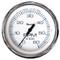 "Faria Chesapeake White SS 4"" Tachometer - 6,000 RPM (Gas - Inboard & I\/O)"