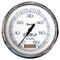 "Faria Chesapeake White SS 4"" Tachometer w\/Hourmeter - 6,000 RPM (Gas - Inboard)"
