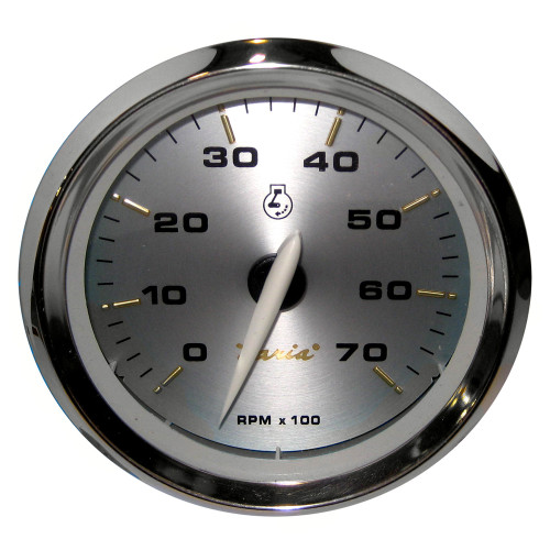 "Faria Kronos 4"" Tachometer - 7,000 RPM (Gas - All Outboards)"