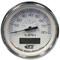 "Faria Chesapeake White SS 4"" Speedometer - 80MPH (GPS)"